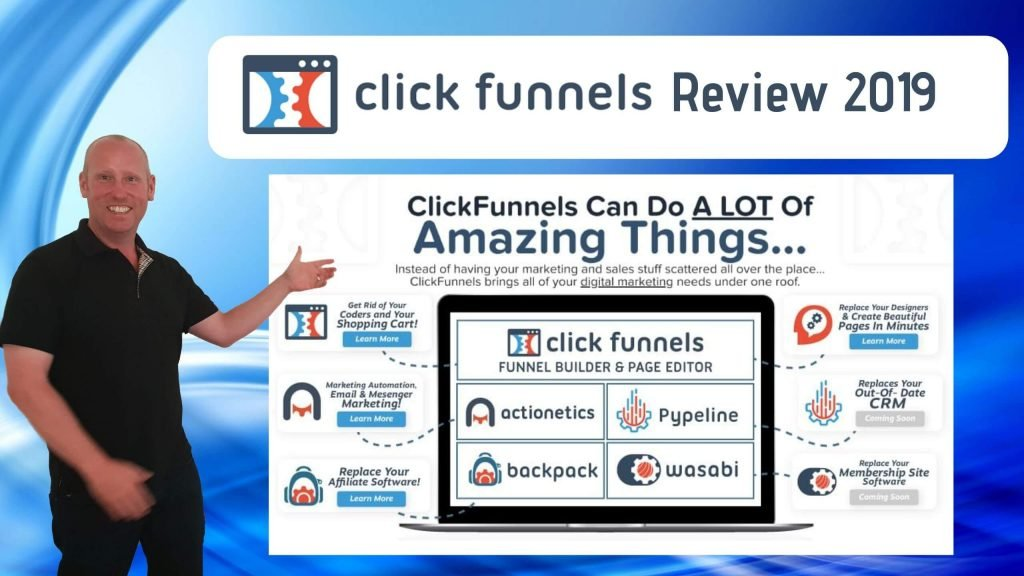 ClickFunnels Review 2019