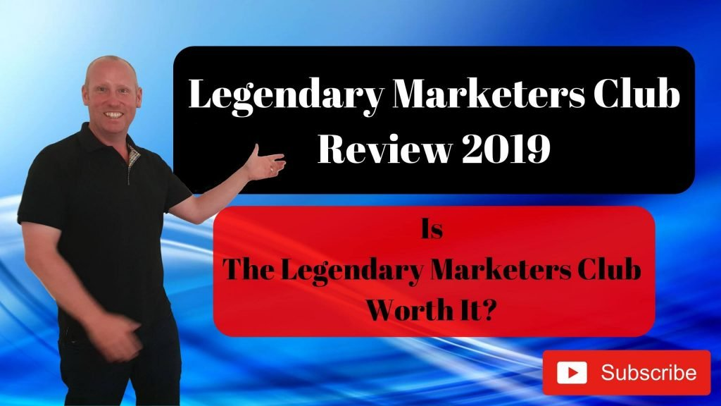 Legendary Marketers Club Review 2019