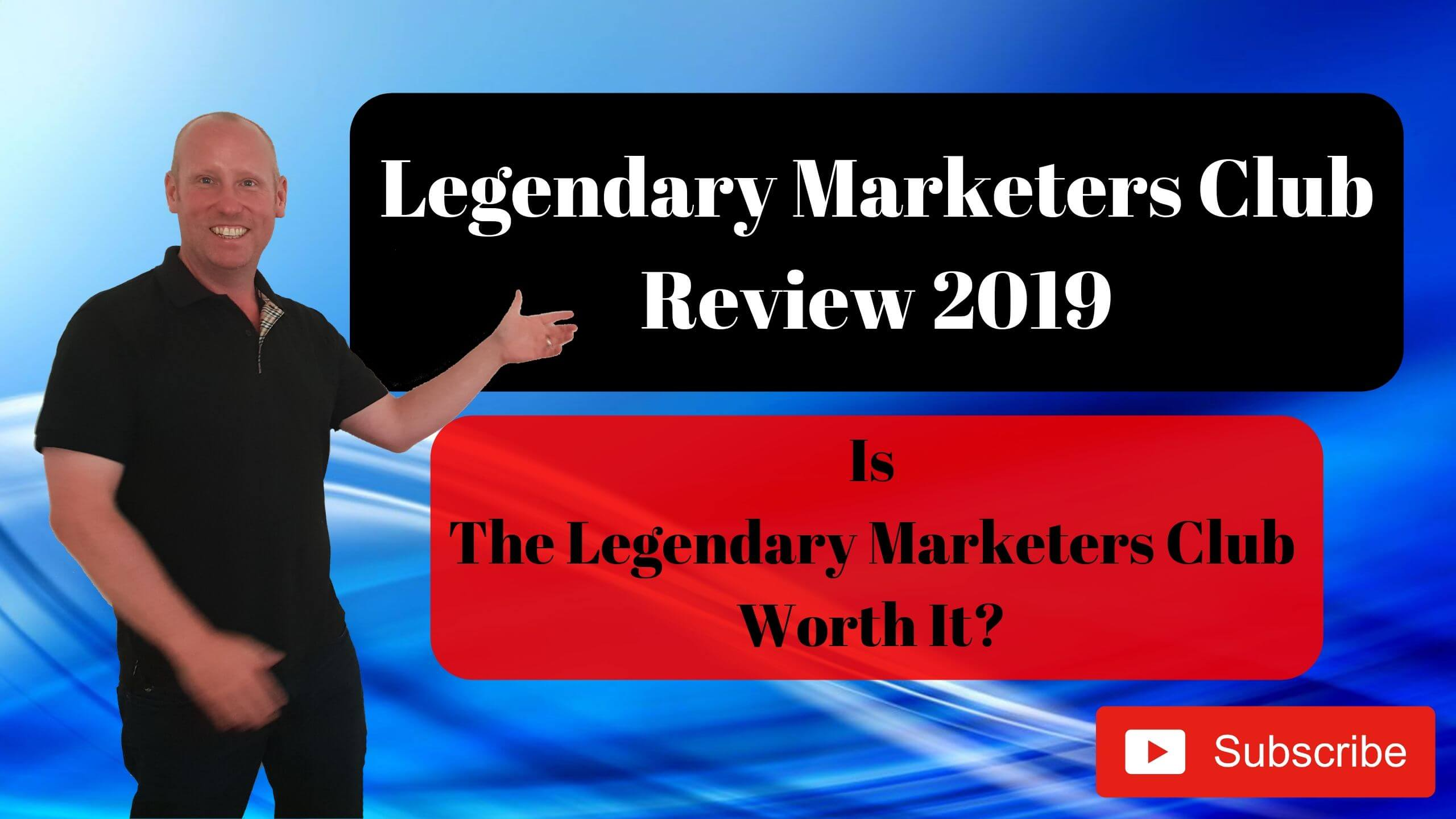 Legendary Marketer  Available In Stores