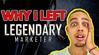 Why I Left Legendary Marketer Review (The TRUTH)