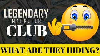 LEGENDARY MARKETER CLUB REVIEWS