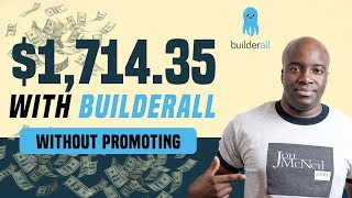 Builderall | How I Made $1,714.35 With Builderall (WITHOUT PROMOTING)